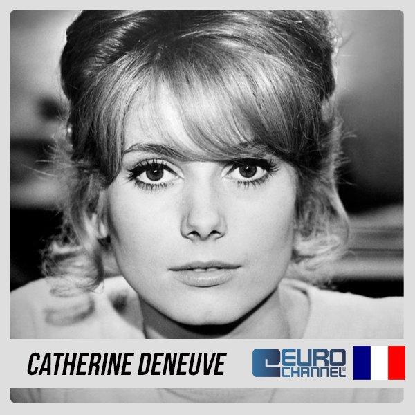 Happy Birthday to Catherine Deneuve!