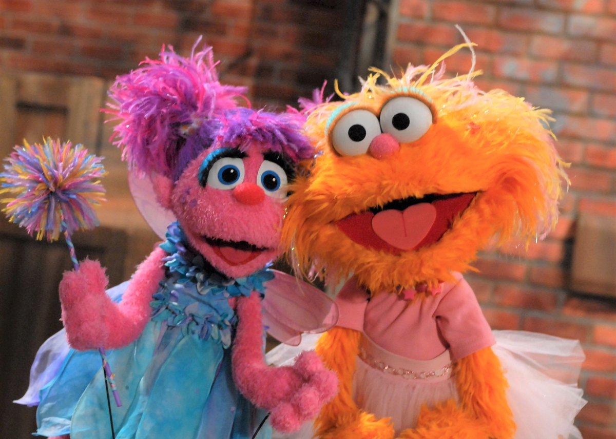 Sesame Street on Twitt...