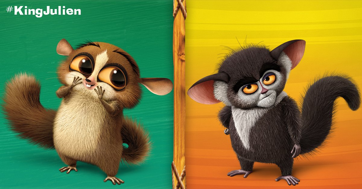Dreamworks Animation On Twitter King Julien Would Be Nothing