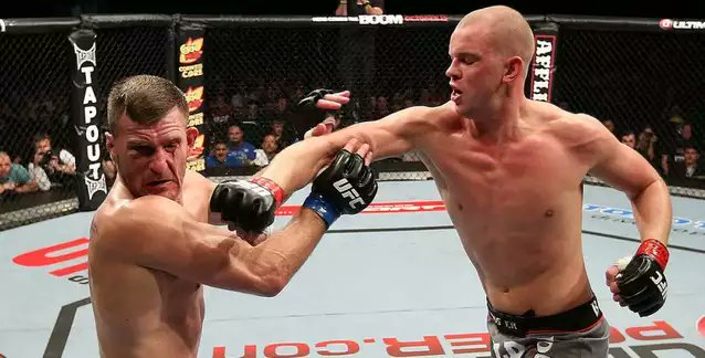 Exactly five years ago (29.09.2012) @StefanStruve  knocked out @stipemiocicufc. Less than a month ago @AlexDragoVolkov knocked out Struve ;) https://t.co/ngURJrKznm