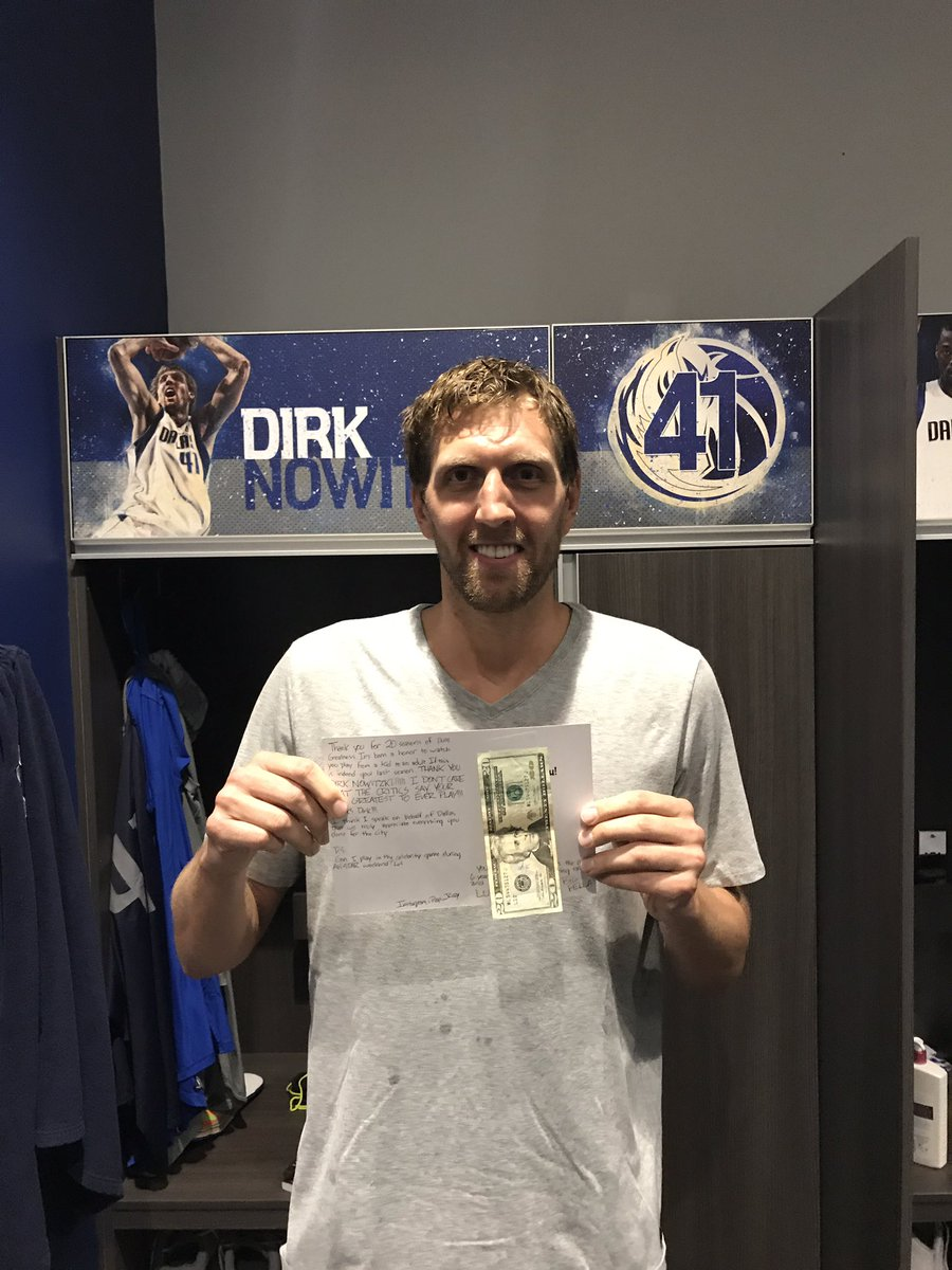 Got this from a fan today at open practice...  much appreciated! https://t.co/qpRhwB1vmG