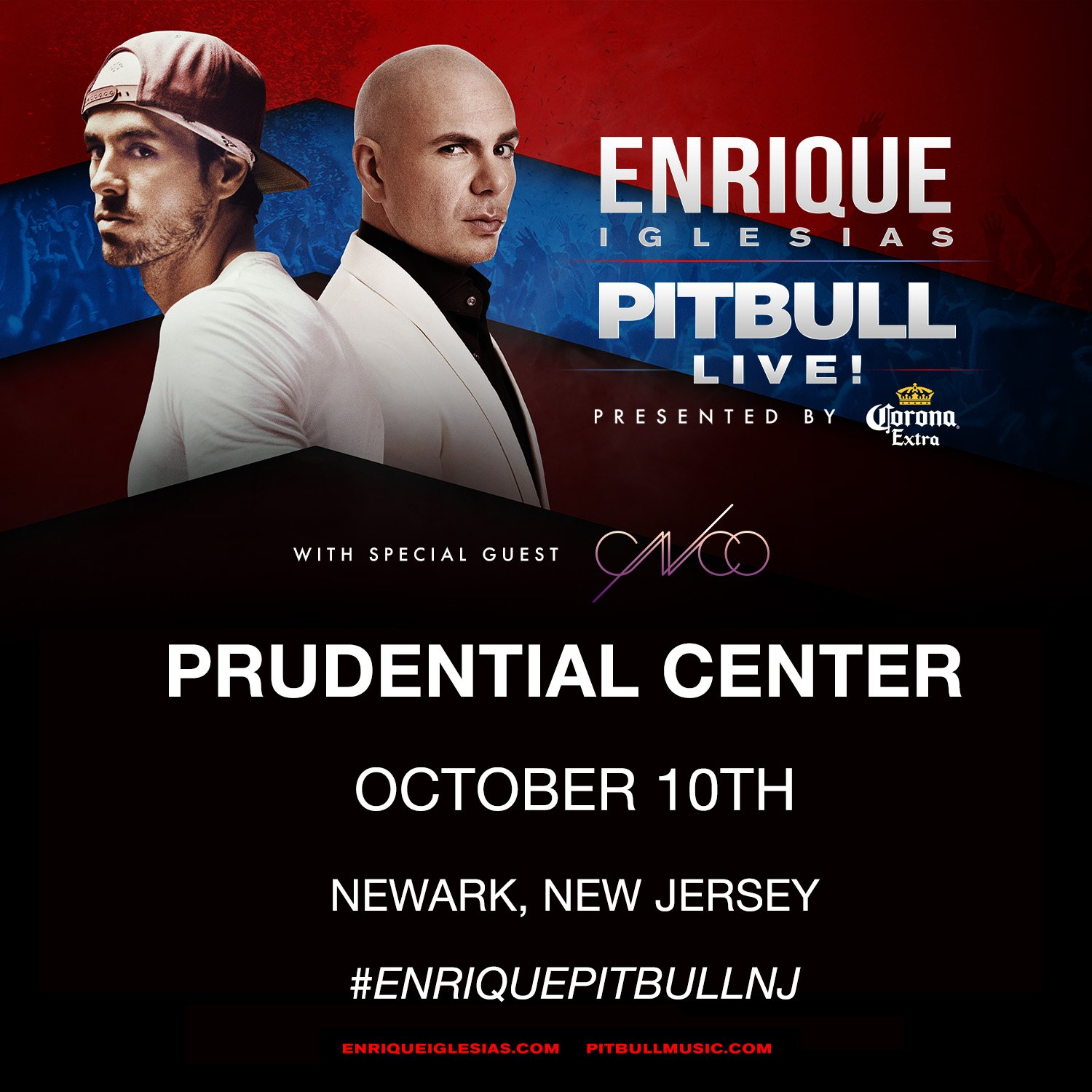 Share with https://t.co/X6n6Lpc8F8 and you could win a pair of tickets to Prudential Center on Oct. 10th. https://t.co/eP11NrkWCV