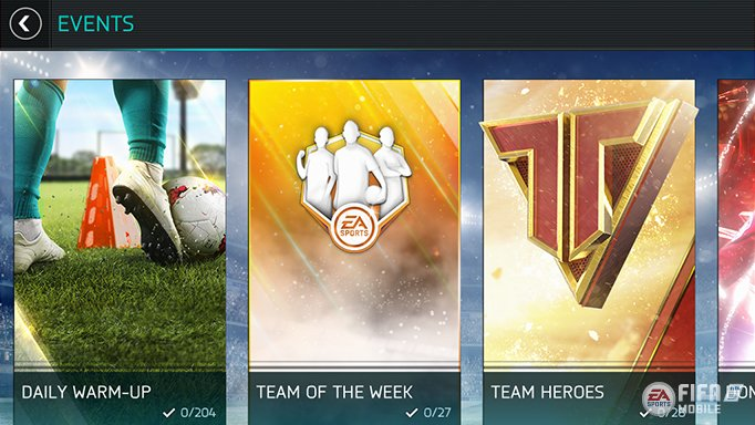 First details of Live Events in the new season of FIFA Mobile 👉