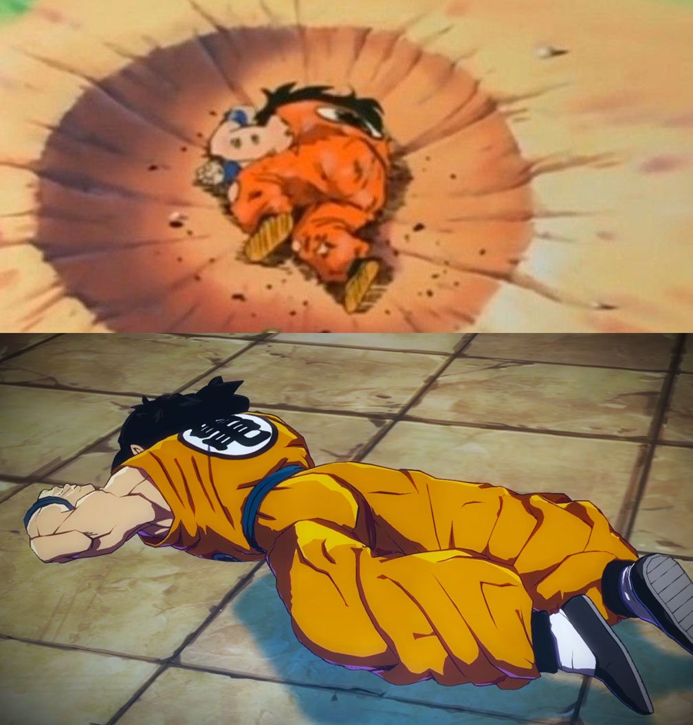 bandai namco us on twitter here we see lord yamcha resting after a
