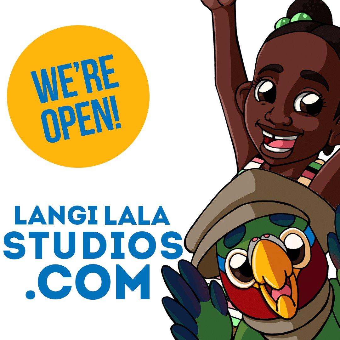 🎉Come on in!🎉: langilalastudios.com
