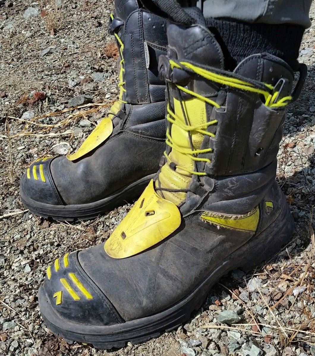 Cum On My Fireman Boots