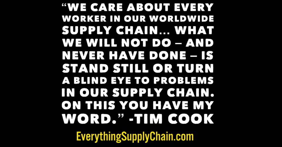 Supply Chain Tech On Twitter Top Ceo Quotes Jeffbezos Timcook