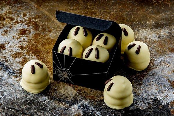 [明日発売] デンマーク発 高級チョコレート「サマーバード オーガニック」からハロウィン限定のオバケスイーツ -