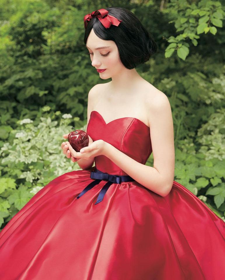 Brides Can Now Get A Disney Princess Wedding Dress
