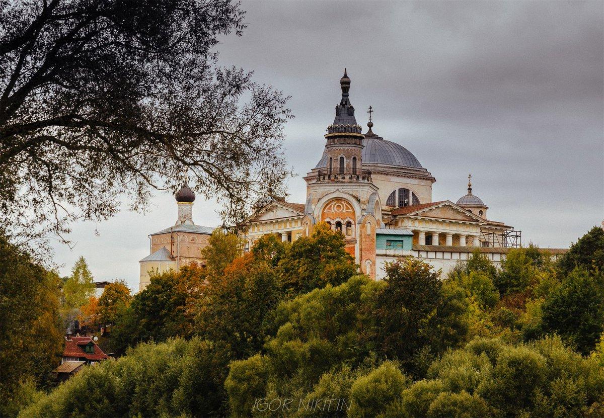 борисоглебский монастырь торжок фото часто делится поклонниками