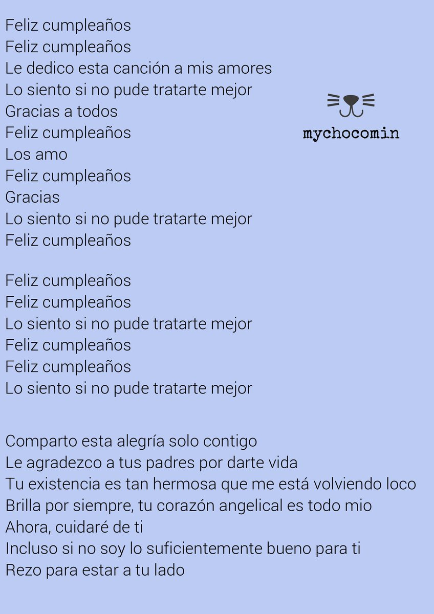 Feliz cumpleanos a ti en espanol