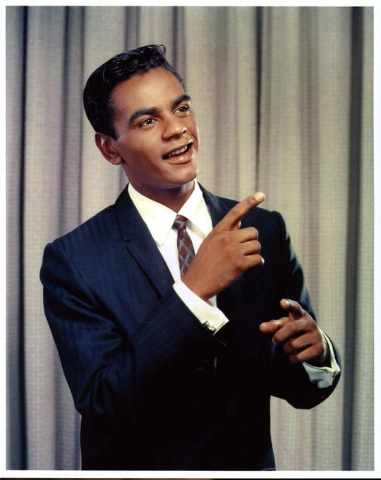 Happy Birthday to Johnny Mathis who turns 82 today!