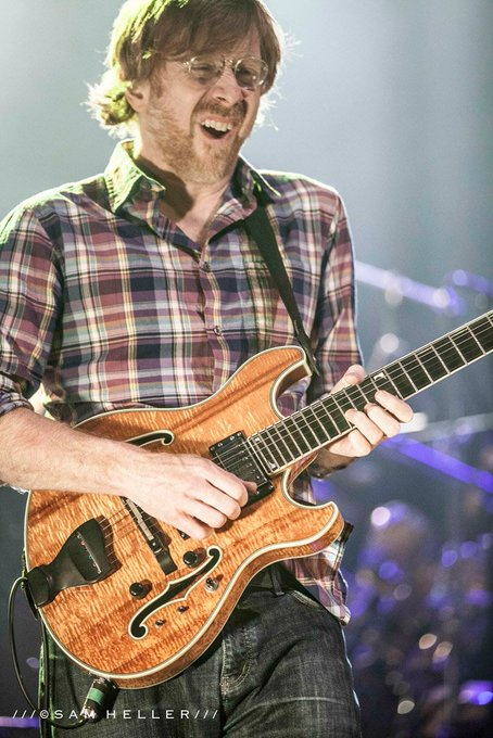 Happy Birthday to Trey Anastasio who turns 53 today!