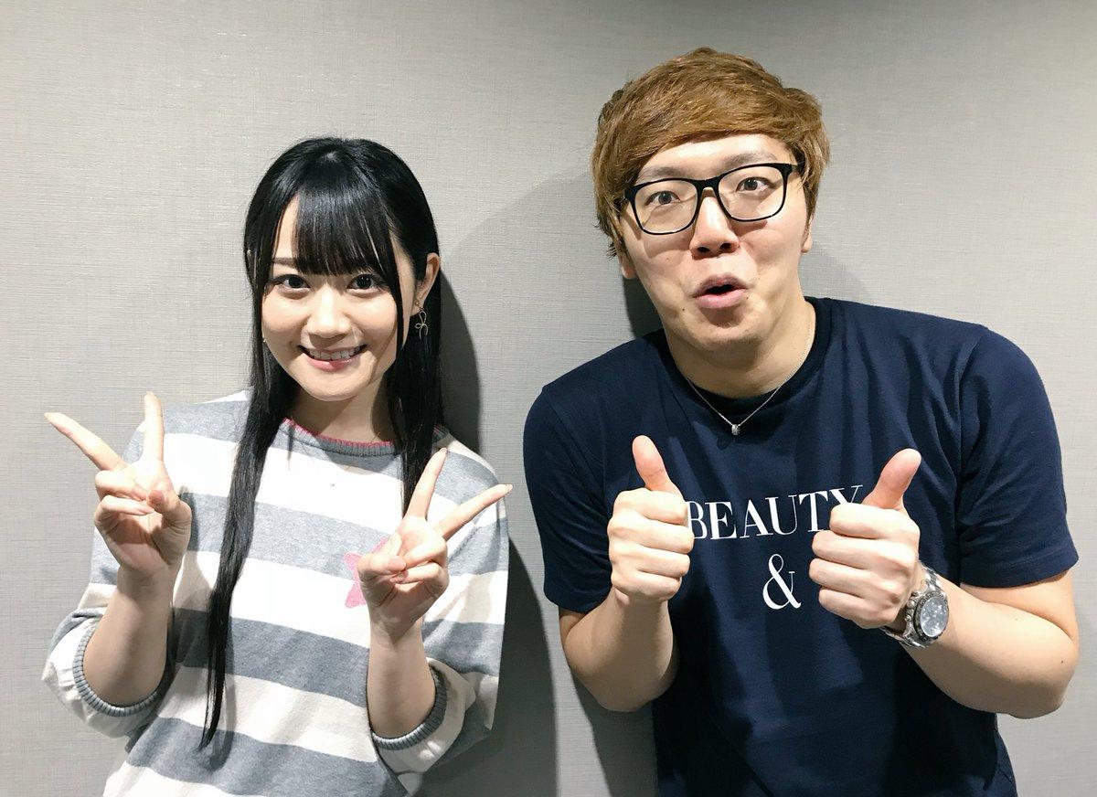 そういえばNMB48さんのライブでたまたま声優の小倉唯さんにお会いしました!耳元でモンストのパンドラの声やって下さいました
