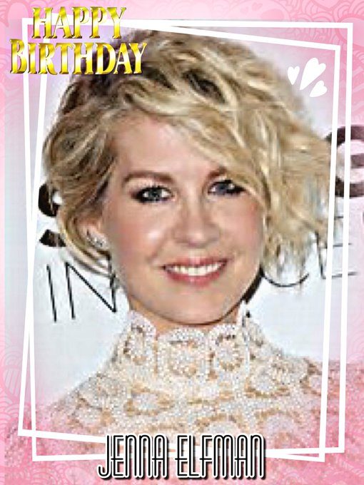 Happy Birthday to Jenna Elfman, Cecelia Ahern, Angie Dickinson, Johnny Mathis, Ben Lovett & Victoria Tennant
