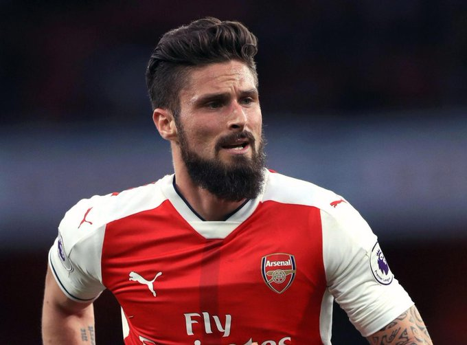 Happy birthday to Arsenal and France forward Olivier Giroud, who turns 31 today!