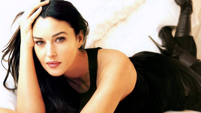 September 30, 1964    Monica Bellucci  Happy Birthday!