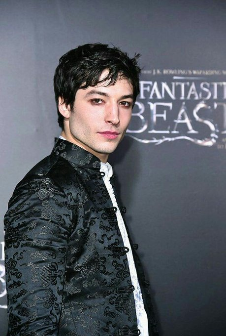 Happy 24th birthday to Ezra Miller! Ezra Found Escape from Bullying and Homophobia in the Harry Potter Books.