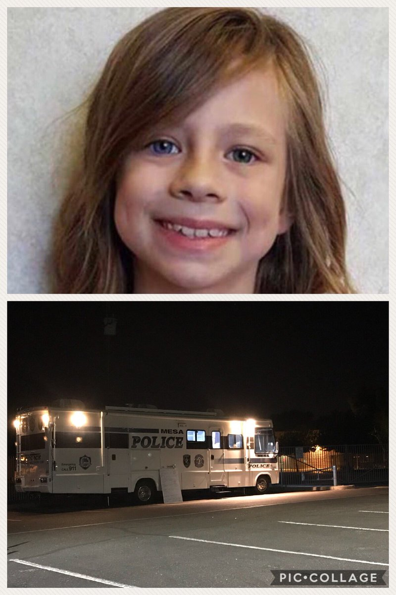 We are still actively searching for Leilani. Plz ctc MPD with info 480-644-2211. https://t.co/TtiHUk7qJc