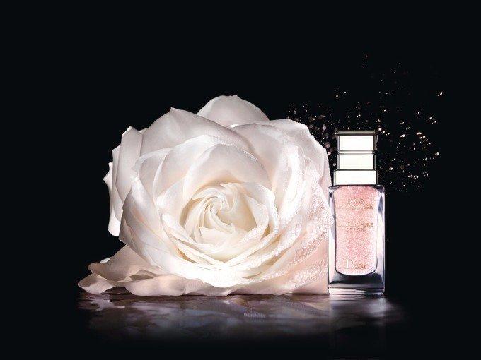 ディオールのプレ美容液「プレステージ ユイル ド ローズ」栄養素が凝縮されたカプセルで上質な肌に -