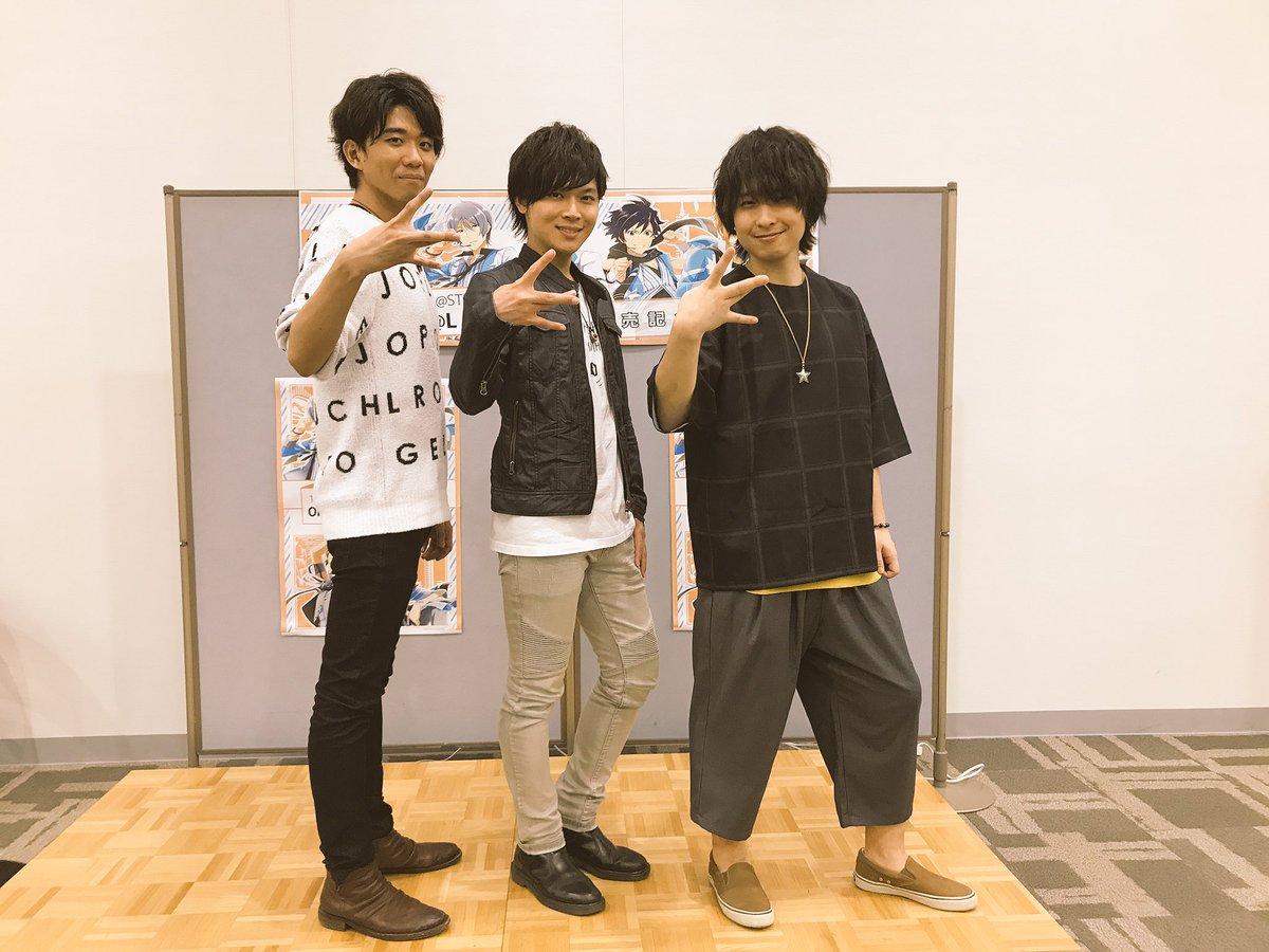 「ORIGIN@L PIECES 07」発売記念イベント@福岡にお越し頂きました皆様、ありがとうございました! #SideM