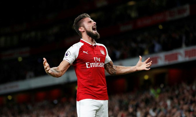 HAPPY BIRTHDAY KING OLIVIER GIROUD!