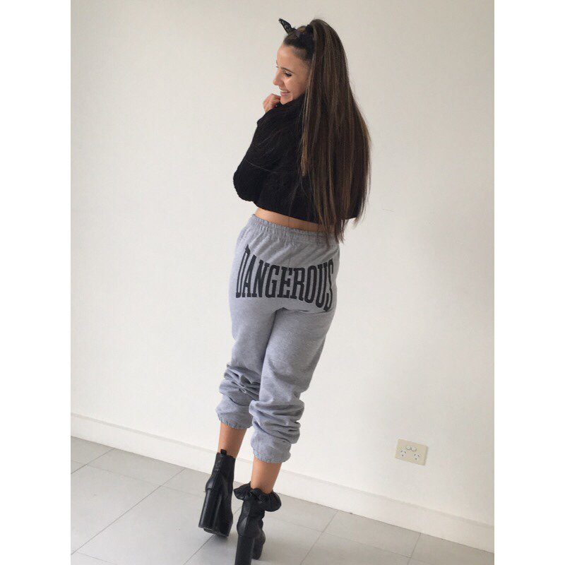 How do you style your @ArianaGrande #DangerousWomanTour merchandise? ♡...