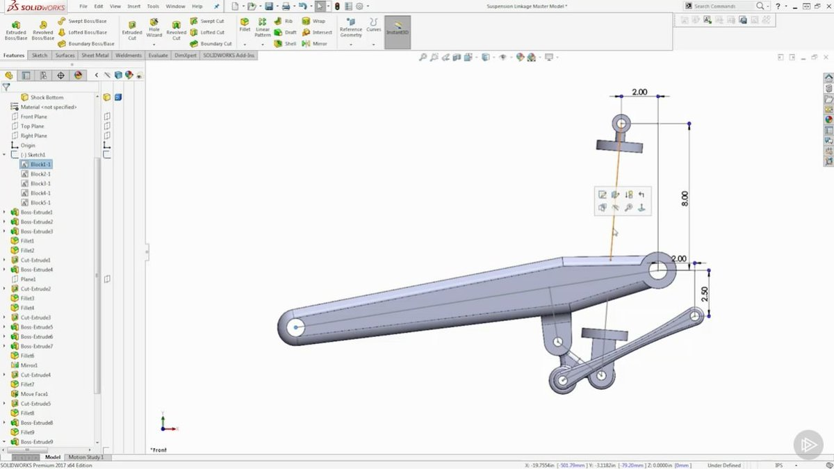 solidworks ease: learn solidworks how Create the Layout for