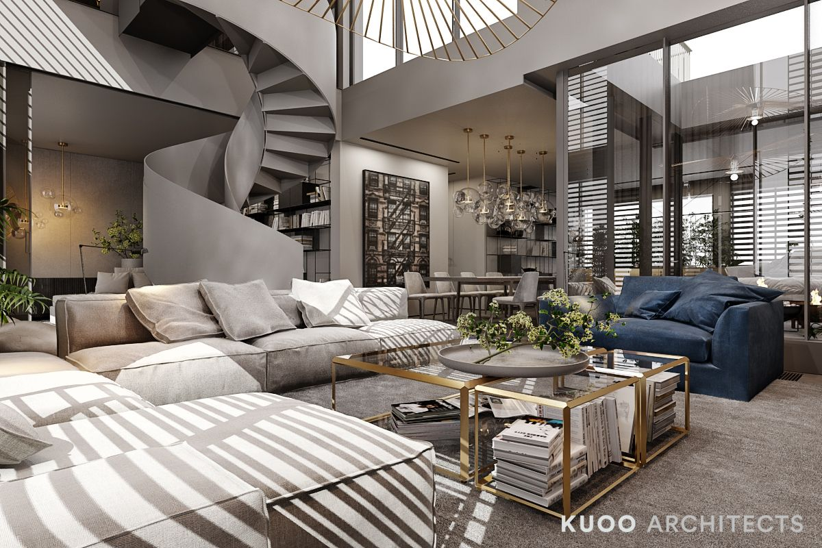 home designing homedesigning twitter height ceiling http www home designing com a luxury apartment with comfortable furniture and a double height ceiling pic twitter com sclfinc7u9