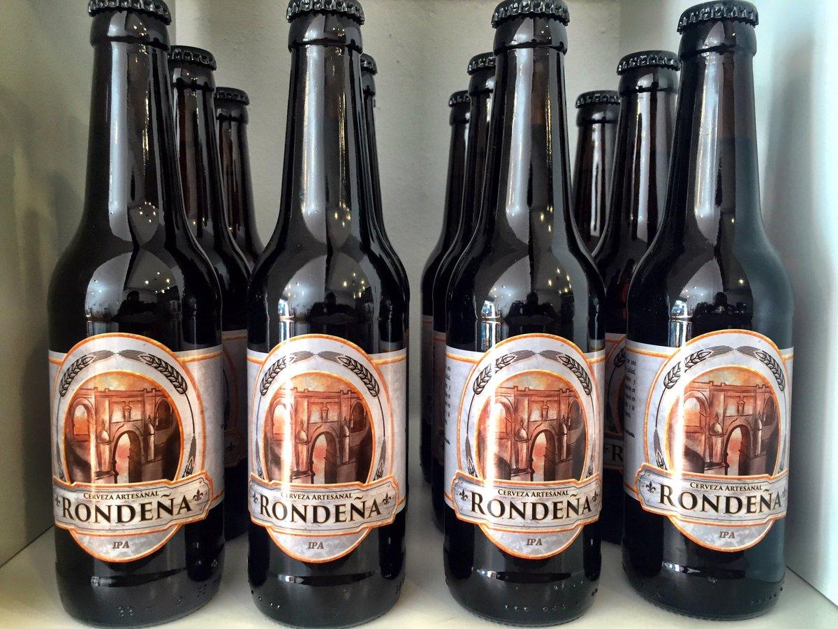 Cerveza Ronde A Cervezaronda Twitter # Muebles Rondenos En Ronda