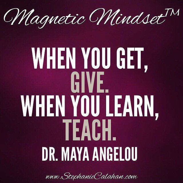 Reposting @stephcalahan: This. . #MagneticMindset <br>http://pic.twitter.com/CsbpVJThd8