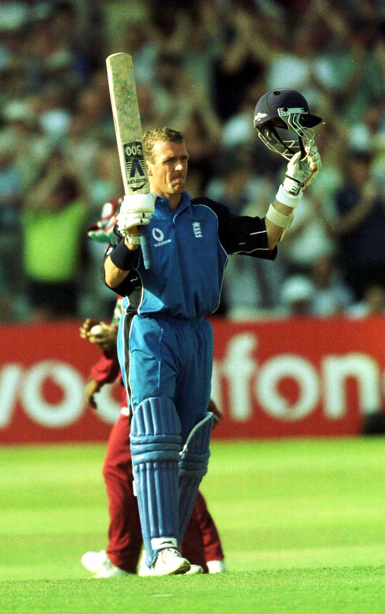 #ThrowbackThursday - @StewieCricket hit 100*, the only hundred in a #E...
