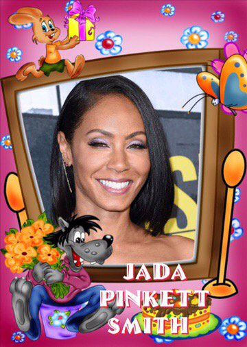 Happy Birthday Jada Pinkett Smith, Peter Stilton, Tim McInnerny, Kieran West, Sol Campbell & John Powell