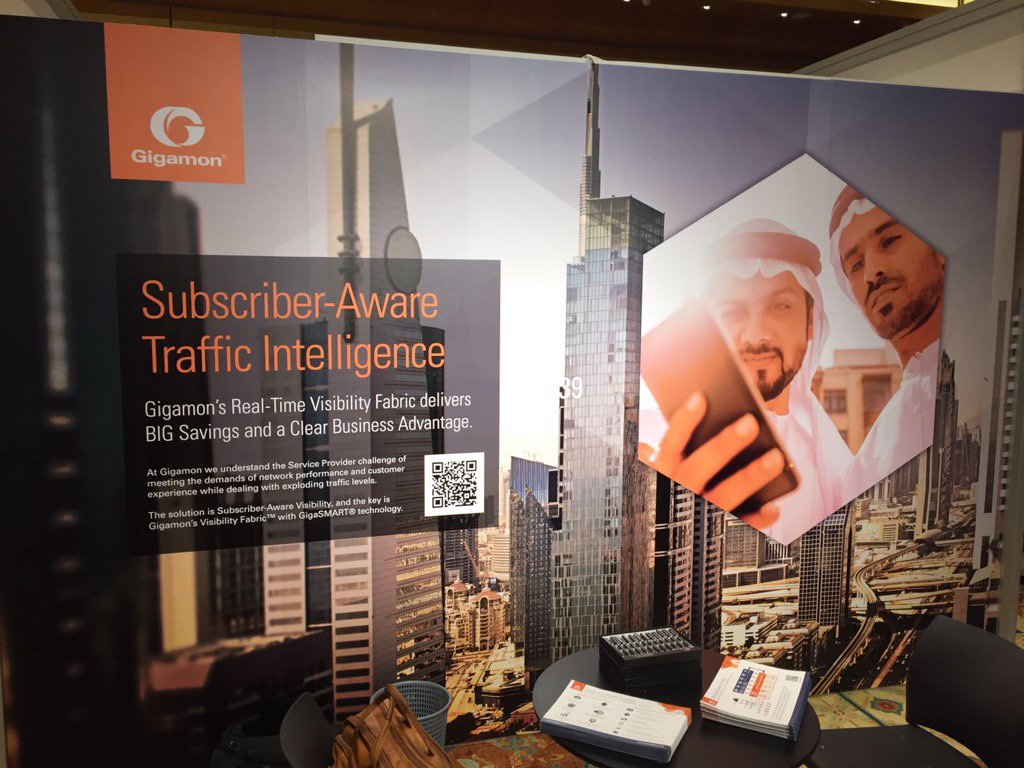 Busy day for @gigamon at #TWME today. Join our experts to understand how to be #SubscriberAware <br>http://pic.twitter.com/r7Sq2za8Gv