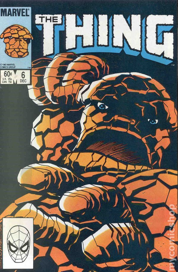 Todays #desktop features #TheThing in the classic &quot;Clobbering Time&quot; pose. I dig it. #Marvel #comics #Geek<br>http://pic.twitter.com/o9mAOLrT4g