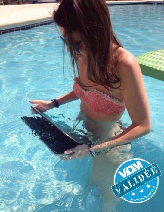 C'est ce qu'on appelle 'être sous l'eau' ? 😫  #VDM #viedemerde #VDMphoto https://t.co/gFjqRrJRsr