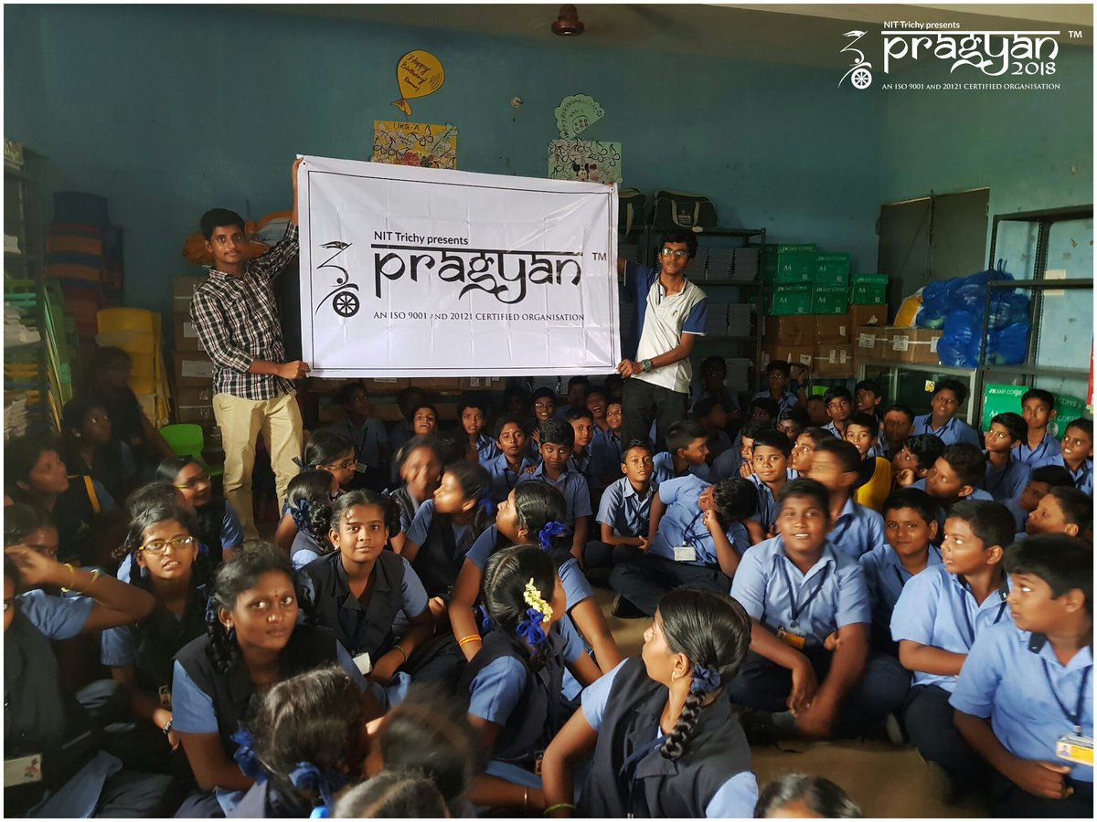 #Pragyan celebrated #WorldFirstAidDay with Raksha, an event to teach the students of Prajna Matriculation School, Madurai about #firstaid.<br>http://pic.twitter.com/9FBDOQRxx0