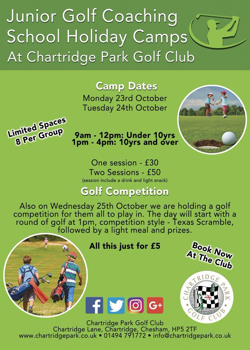 chartridge park gc golfcpgc twitter
