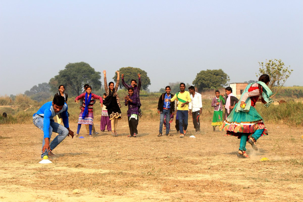 After Japla, #KadamBadhateChalo is reaching Panna, Raipur and Sehore, with its sports camp #FreedomToPlay:   http:// marthafarrellfoundation.org/kbc-event-deta il.php?eid=85 &nbsp; … <br>http://pic.twitter.com/ONUzrz19aX