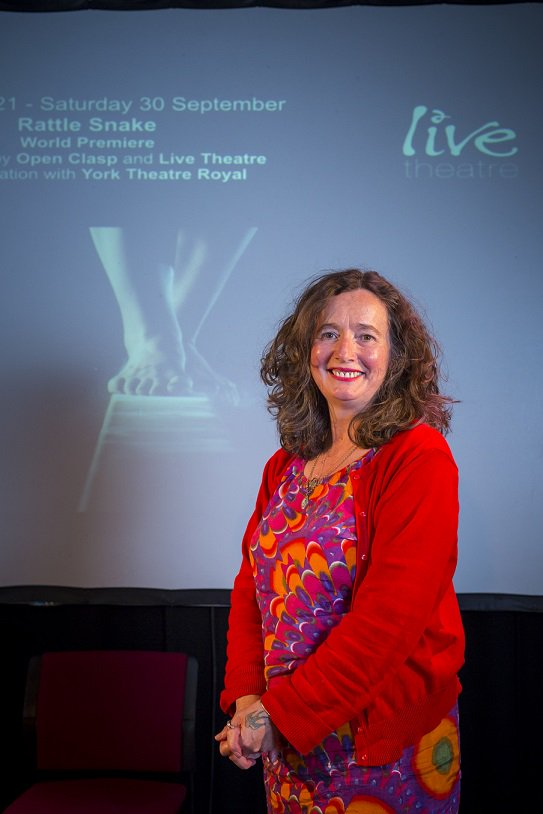 Find out more about #RattleSnake writer @MchughCatrina who was awarded an MBE for her work with disadvantaged women  http:// bit.ly/2wAUzM8  &nbsp;  <br>http://pic.twitter.com/mJs6ArOQ5S