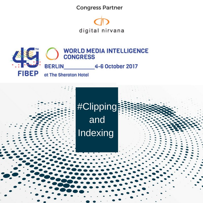 Our #Clipping &amp; #Indexing services generate insights from unorganized data across media. Register here  http:// bit.ly/FIBEP2017  &nbsp;  <br>http://pic.twitter.com/x5o7h9RRur