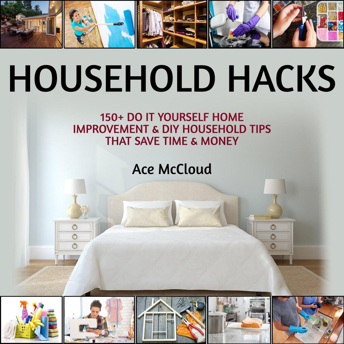 Save Time & #Money! Incredible #HouseholdHacks & #DIY Tips! Ge...