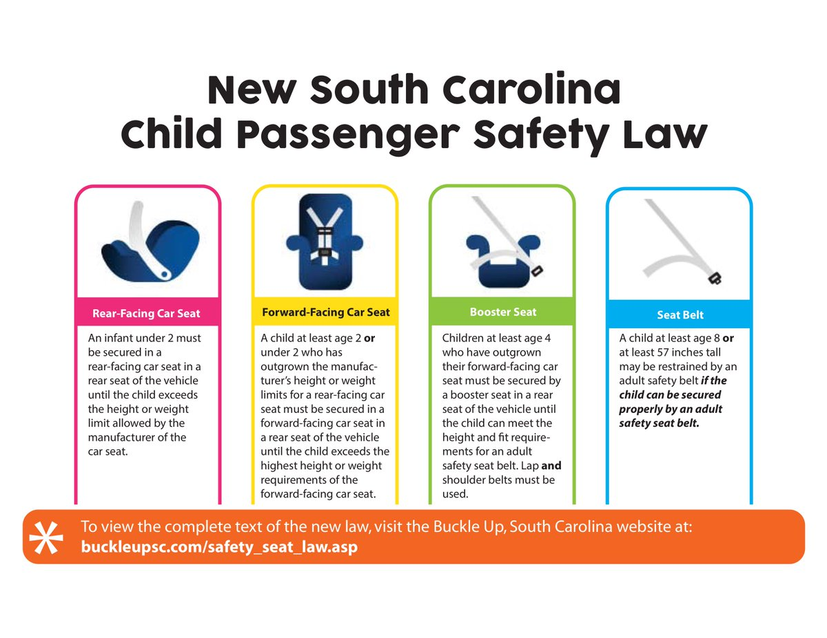 Height And Weight Requirements For Front Facing Car Seat