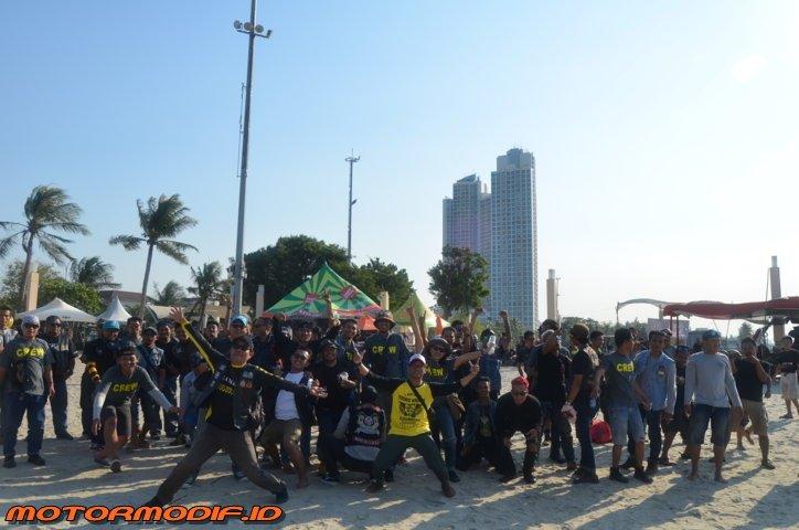 Kopdarnas  JBI ke 3 : Silaturahim dari Sabang Sampai Merauke   #kopdarnas #JBI #MotorModif