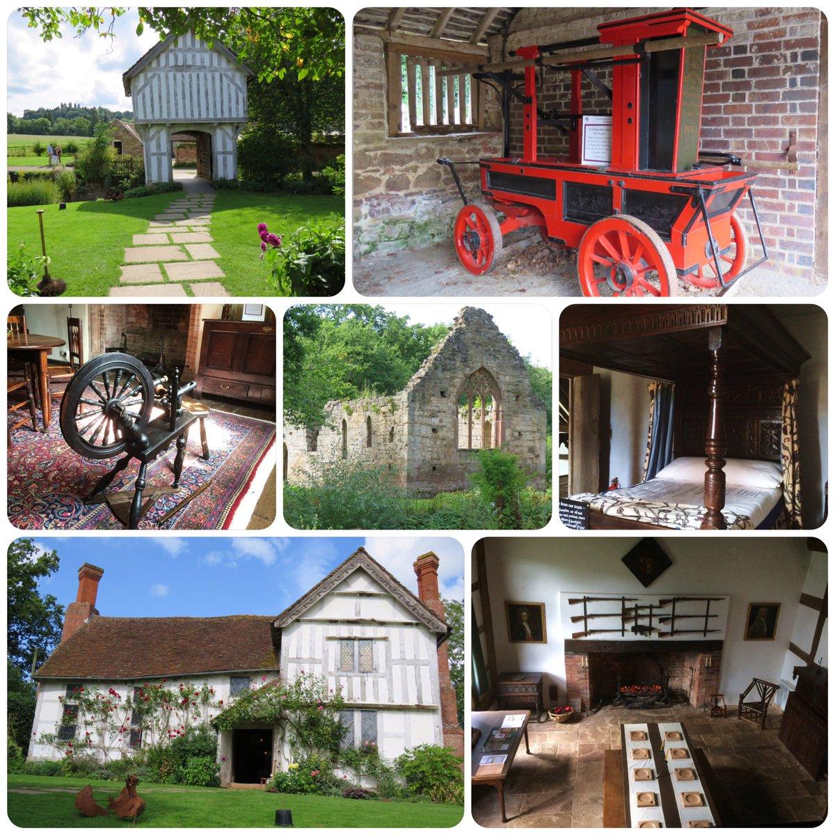Wander around #Brockhampton with me - a wonderful medieval moated manor  https:// lynnejmorley.blogspot.com/2017/09/brockh ampton-medieval-manor.html &nbsp; …  #BROCKHAMPTON #medieval #moat #NT<br>http://pic.twitter.com/te9ZPtYAuY