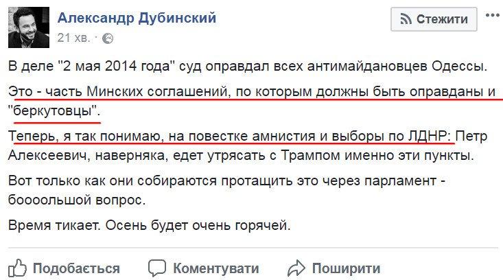 Гособвинение обжалует приговор фигурантам дела о событиях 2 мая в Одессе - Цензор.НЕТ 6940