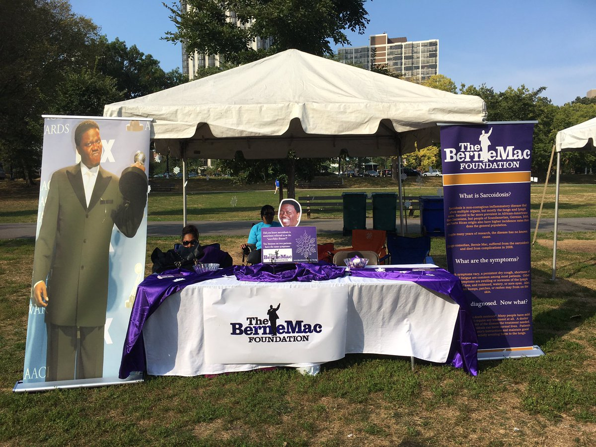 Great day, great cause. #hike4lunghealth #berniemac #sarcoidosis #awareness #hope #educate #research #cure<br>http://pic.twitter.com/CXVqPiCaTl