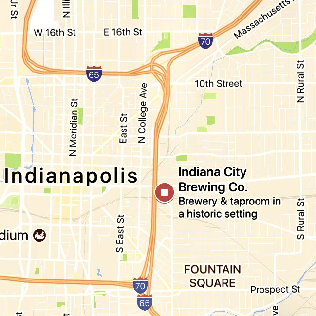 Indiana City Brewing Company on Twitter: