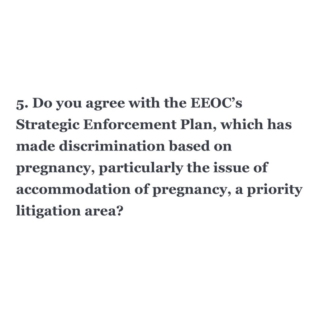In 2015, pregnancy accommodation claims accounted for a quarter of all pregnancy discrimination claims filed with the EEOC #EqualPay.