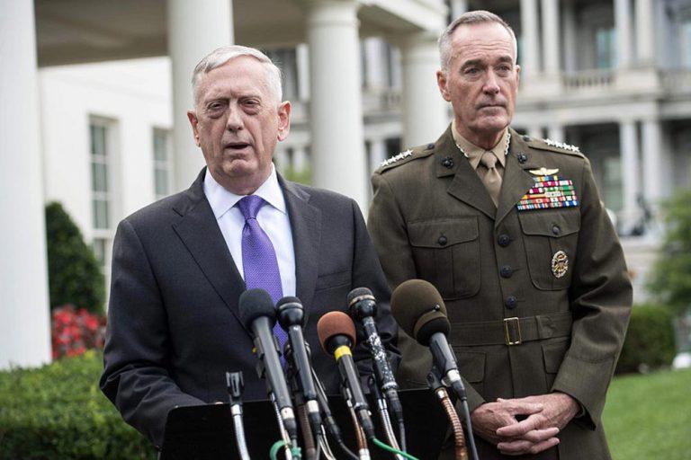 🔴 BREAKING - #USA: Le secrétaire à la Défense #JamesMattis annonce que les #EtatsUnis enverront plus de 3 000 soldats en #Afghanistan.'